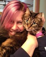 Rebecca Jackson at Spring Lake animal hospital