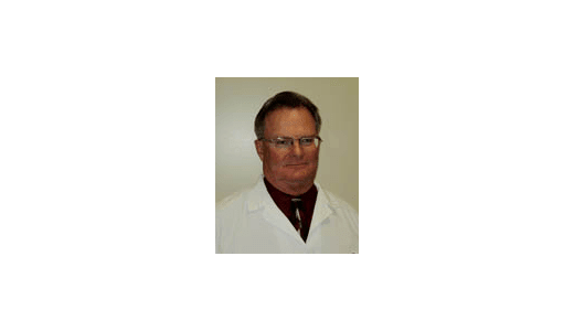 Dr. Evans at Staunton Animal Hospital