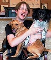 Devon at Albuquerque Animal Clinic