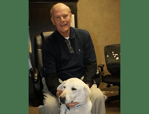 Dr. Bill Buchman at Lee's Summit Animal Hospital