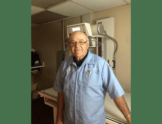 Dr. Robert Hertzog at Lee's Summit Animal Hospital