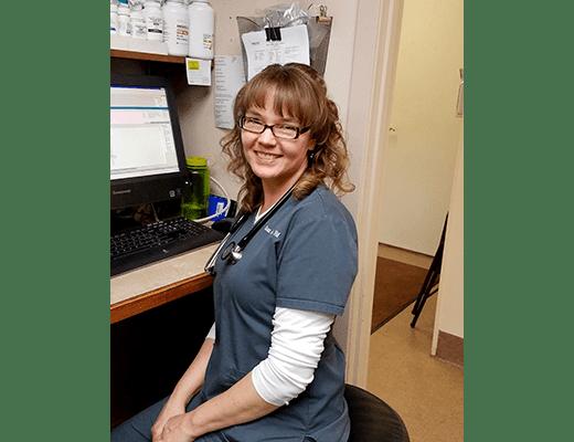 Dr. Susan Schatz at Lee's Summit Animal Hospital