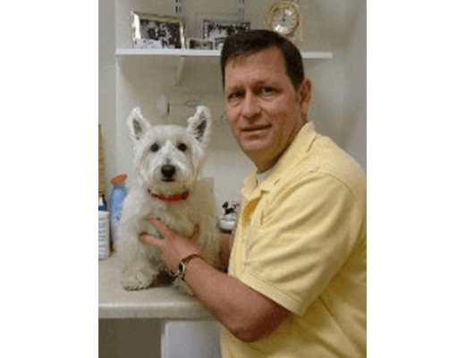 Dr. Harris, DVM at Chesterfield Veterinary Clinic
