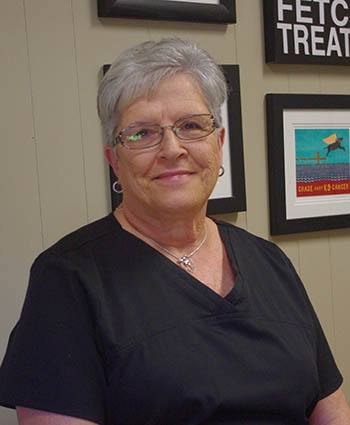 Beverly at Baton Rouge Animal Clinic