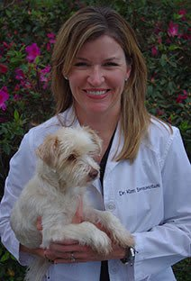 Dr. Bonaventure at Jefferson Animal Hospital