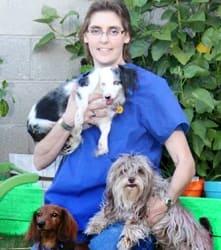 Juli at Grandview Veterinary Clinic