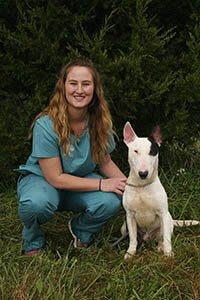 Alexis Warren, Veterinary Technician at Moline Animal Hospital