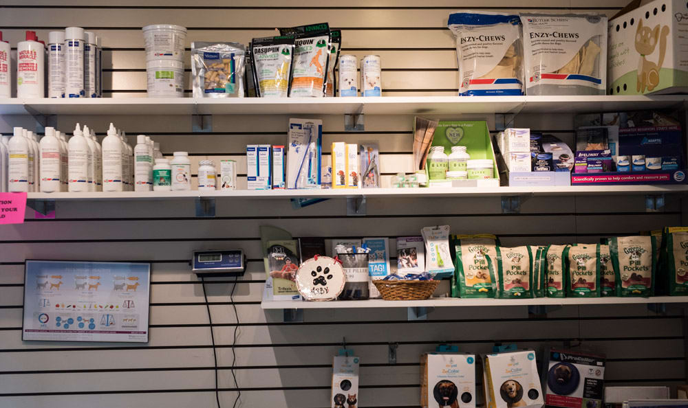 Pet Supplies at Animal Hospital of Newport Hills