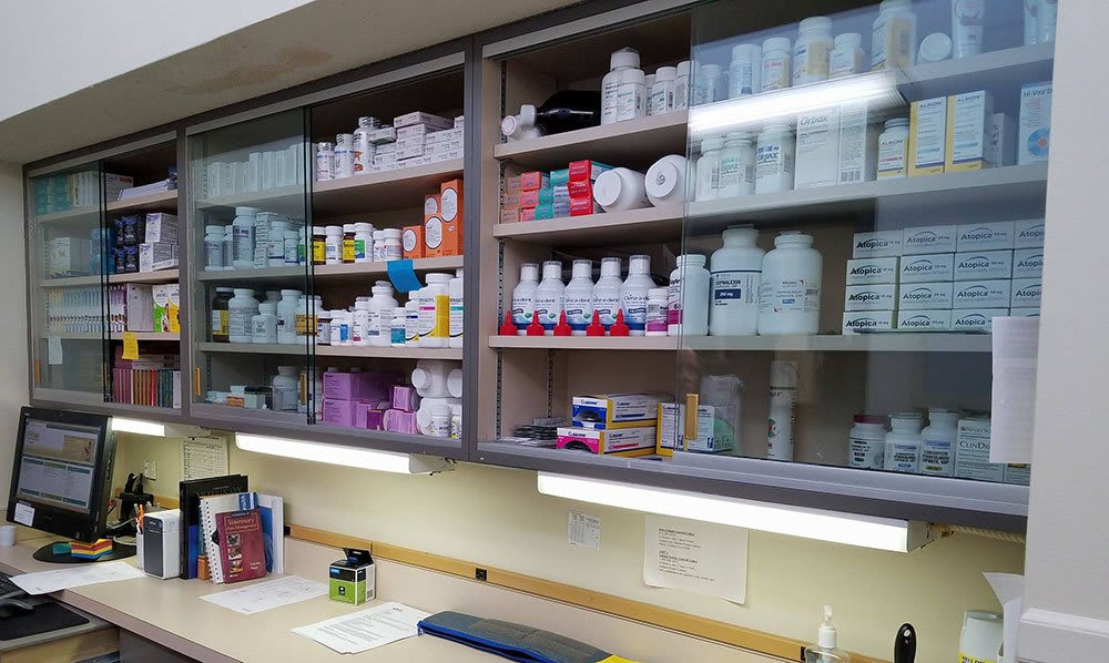 Internal pharmacy in Des Moines