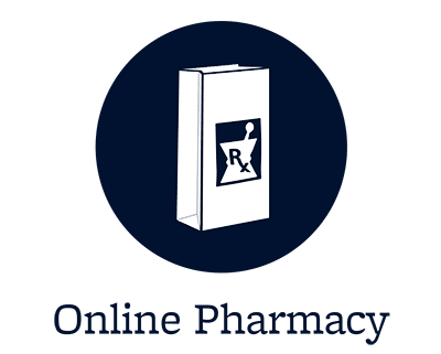 Newcastle offers an Online Pharmacy for your convenience!