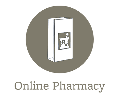 Online pharmacy offered at Clarke Animal Hospital
