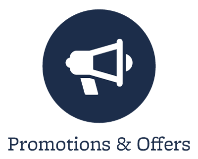 Promotions offered in San Diego