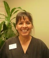 Maria Flores at Sun City Animal Hospital