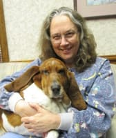 Sharon Mueller at Abel Keppy Animal Hospital