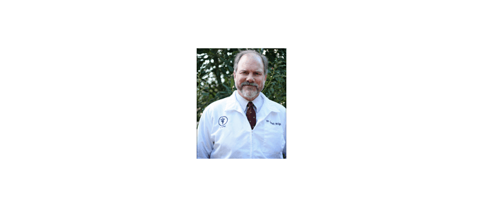 Dr. Kenneth Wright at Sterling Animal Hospital