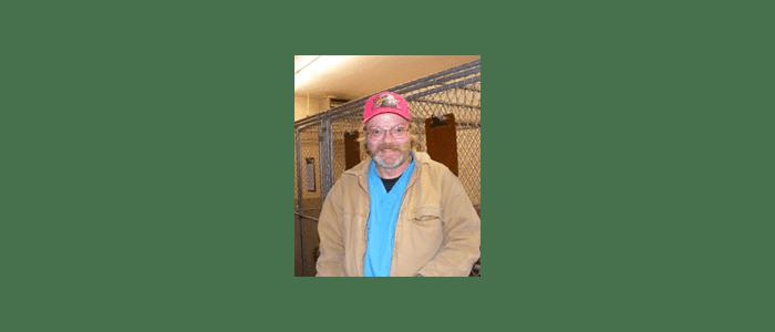 Jeff Nelson at Albuquerque animal hospital