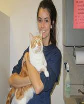 Chasitie Hurst of Windhaven Veterinary Hospital