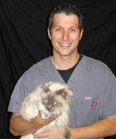 Larry Willet of Windhaven Veterinary Hospital
