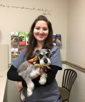 Lindsay Koncz of Windhaven Veterinary Hospital