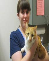 Rachel Rapp of Windhaven Veterinary Hospital