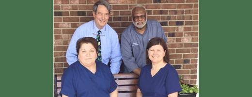 Hospital Leadership at Raleigh animal hospital