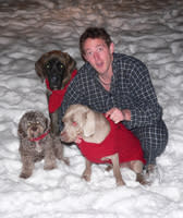 Holladay Veterinary Hospital receptionist Isaac Ralphs
