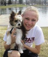 Jen Nichols of Holladay Veterinary Hospital in Salt Lake City