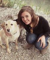 Holladay Veterinary Hospital Vet Tech Megan Parker