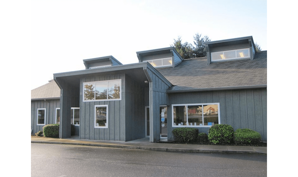 Chambers Creek Veterinary Hospital Front