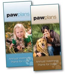 paw plans brochure in Tempe