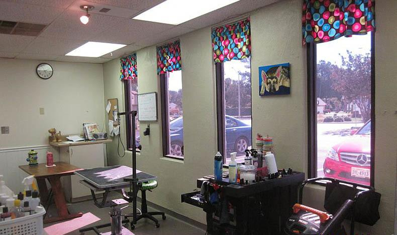Virginia Beach Animal Hospital salon
