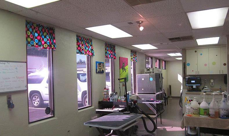 Grooming center at Virginia Beach Animal Hospital
