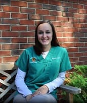 Becky Bognar, LVT, Assistant Hospital Administrator at Brighton-Eggert Animal Clinic animal clinic.