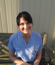 Joan at Tonawanda Animal Hospital