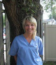 Julie at Tonawanda Animal Hospital