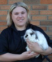 Angie - Groomer at Sioux Falls Animal Hospital