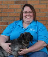 Lisha Fish, CVT at Sioux Falls Animal Hospital