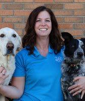 Tanya at Sioux Falls Animal Hospital