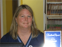 Lisa Bius, Front Office Manager at St. Simons Island Animal Hospital