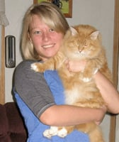 Kayla, RVT at Dover Animal Hospital
