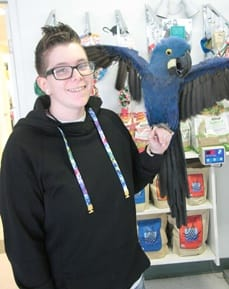 Frankie Marrero, Kennel at Bradenton Animal Hospital
