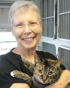 Lynne Murray, Receptionist at Bradenton Animal Hospital