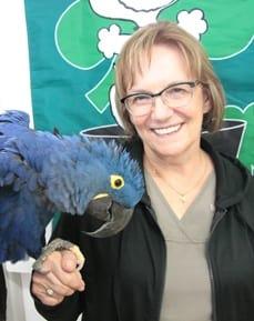 Rose Robinson, Receptionist at Bradenton Animal Hospital
