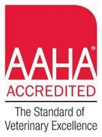 Animal Care Clinic North is AAHA Accredited