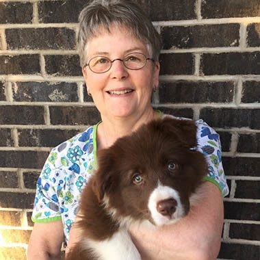 Margy at Elkhart Animal Hospital