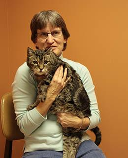 Becky Fuhrman, Bookkeeper at York animal hospital