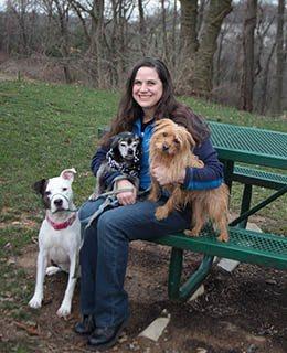 Jonna Walker-Warren, C.V.T. at York Animal Clinic