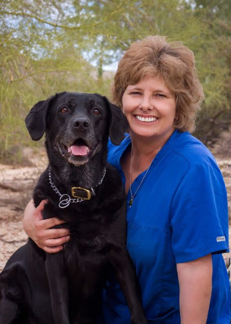 Lisa Englund, Grooming Assistant at Scottsdale Animal Hospital