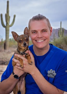 Ricky Elam, Kennel Assistant at Scottsdale Animal Hospital