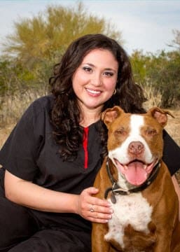 Shelby Montague, Veterinary Technician at Scottsdale Animal Hospital